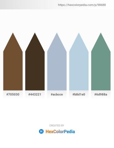 Palette image download - Dim Gray – Tomato – Light Steel Blue – Light Steel Blue – Cadet Blue