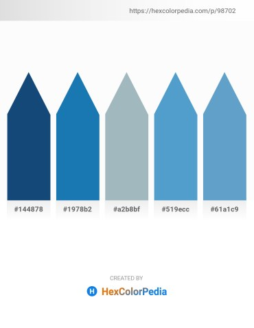 Palette image download - Midnight Blue – Yellow Green – Midnight Blue – Steel Blue – Steel Blue