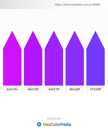 Palette image download - Dark Violet – Dark Violet – Dark Violet – Dark Violet – Medium Slate Blue