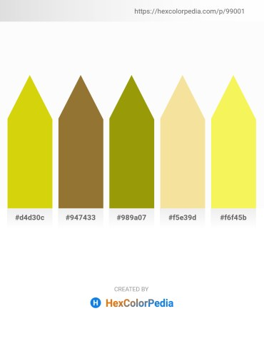 Palette image download - Gold – Sienna – Dark Goldenrod – Khaki – Khaki