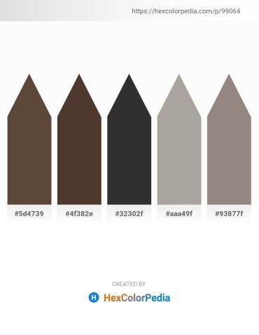 Palette image download - Dim Gray – Light Slate Gray – Black – Dark Gray – Gray