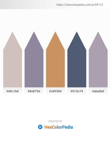 Palette image download - Silver – Light Slate Gray – Peru – Slate Gray – Light Slate Gray