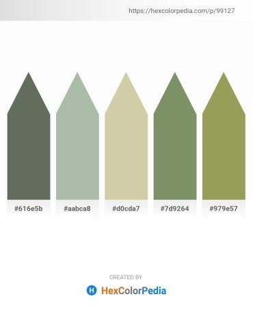 Palette image download - Dim Gray – Dark Sea Green – Tan – Dark Sea Green – Dark Khaki