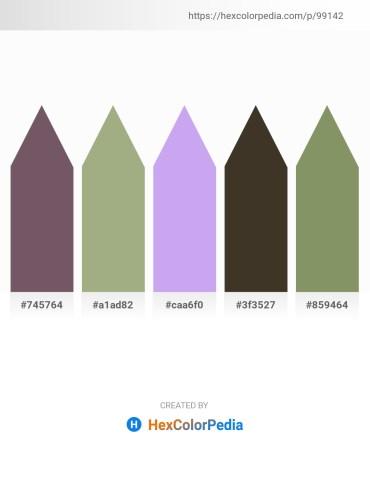 Palette image download - Dim Gray – Dark Sea Green – Lavender – Dim Gray – Dark Sea Green