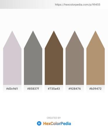 Palette image download - Thistle – Gray – Gray – Gray – Dark Khaki