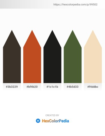 Palette image download - Dim Gray – Chocolate – Black – Dark Olive Green – Wheat