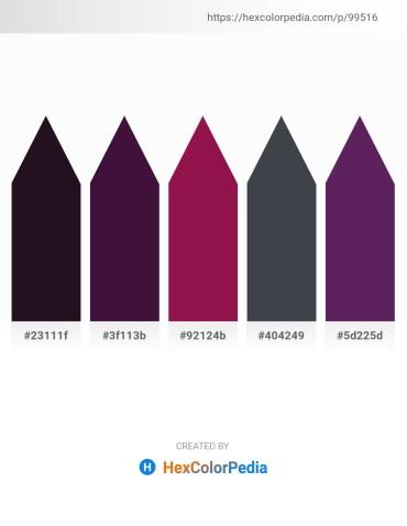 Palette image download - Black – Dark Slate Blue – Firebrick – Dark Slate Gray – Plum