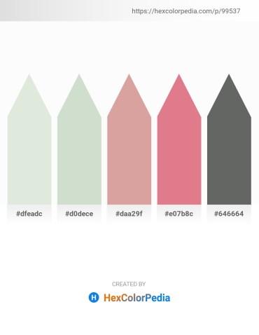 Palette image download - Beige – Dark Sea Green – Tan – Pale Violet Red – Slate Gray