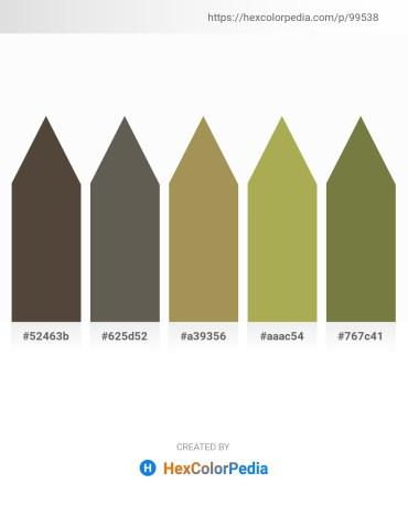 Palette image download - Dim Gray – Dim Gray – Dark Khaki – Dark Khaki – Dark Olive Green