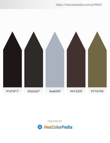 Palette image download - Black – Black – Light Slate Gray – Dark Gray – Dark Olive Green