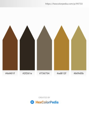 Palette image download - Sienna – Black – Dim Gray – Peru – Dark Khaki