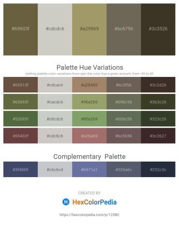 Palette image download - Dark Olive Green – Light Gray – Dark Khaki – Dim Gray – Light Steel Blue