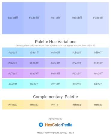 Palette image download - Light Sky Blue – Light Sky Blue – Alice Blue – Alice Blue – Alice Blue