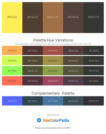 Palette image download - Misty Rose – Light Steel Blue – Sienna – Dim Gray – Dark Slate Gray