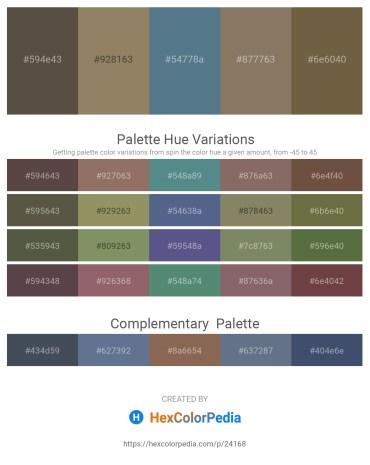 Palette image download - Dim Gray – Gray – Cadet Blue – Gray – Dark Olive Green