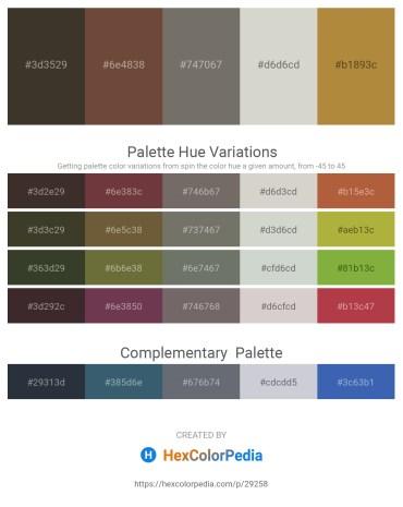 Palette image download - Dim Gray – Pale Violet Red – Dim Gray – Light Gray – Peru