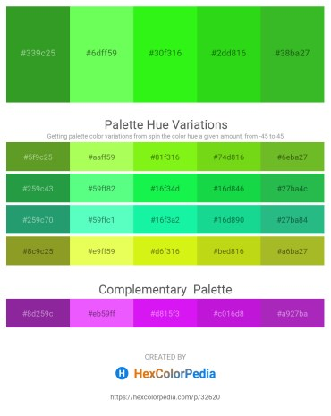 Palette image download - Forest Green – Green Yellow – Lime – Lime Green – Lime Green
