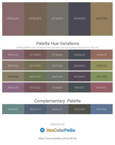 Palette image download - Gray – Dim Gray – Dim Gray – Dark Slate Gray – Gray