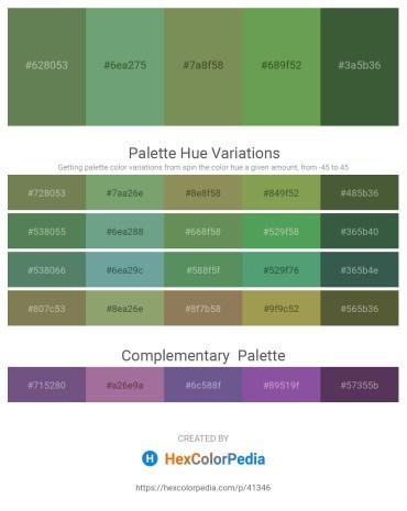Palette image download - Dark Olive Green – Dark Sea Green – Dark Olive Green – Dark Olive Green – Dark Olive Green