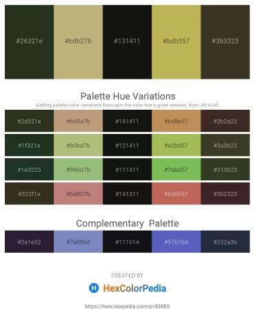 Palette image download - Dark Slate Gray – Dark Khaki – Black – Dark Khaki – Alice Blue