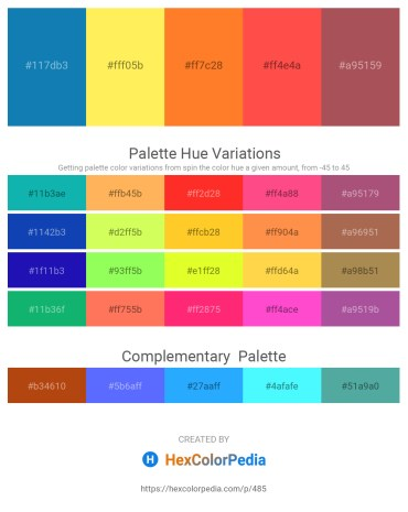 Palette image download - Dark Cyan – Lawn Green – Tomato – Tomato – Indian Red