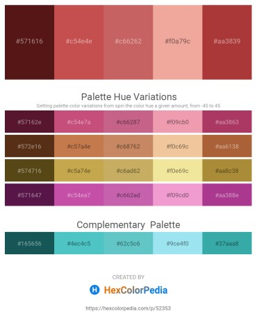 Palette image download - Lime – Indian Red – Indian Red – Dark Salmon – Brown