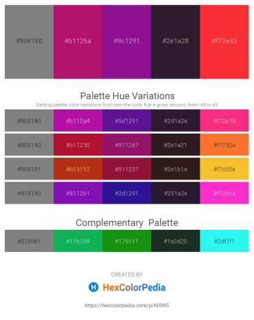Palette image download - Slate Gray – Medium Violet Red – Indigo – Black – Crimson