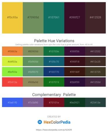 Palette image download - Burlywood – Dark Sea Green – Teal – Gainsboro – Peru