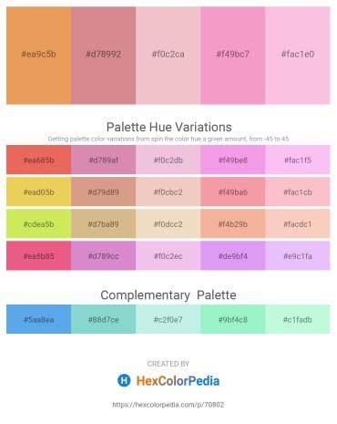 Palette image download - Sandy Brown – Pale Violet Red – Linen – Violet – Pink