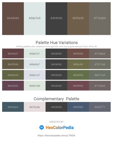 Palette image download - Dim Gray – Light Steel Blue – Dim Gray – Dim Gray – Dim Gray