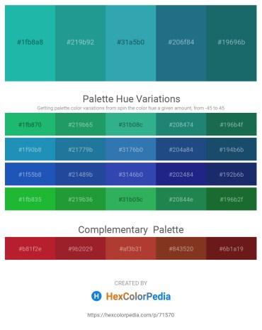 Palette image download - Light Sea Green – Light Sea Green – Light Sea Green – Lime – Lime