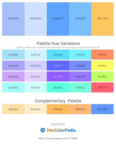 Palette image download - Light Sky Blue – Alice Blue – Light Sky Blue – Light Sky Blue – Medium Aquamarine