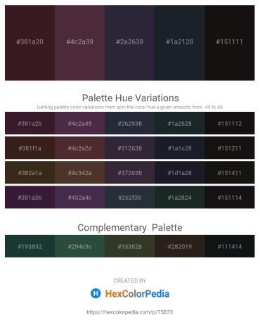 Palette image download - Midnight Blue – Aqua – Medium Turquoise – Dark Slate Gray – Black