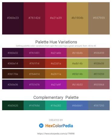 Palette image download - Lime – Saddle Brown – Firebrick – Dark Khaki – Aqua