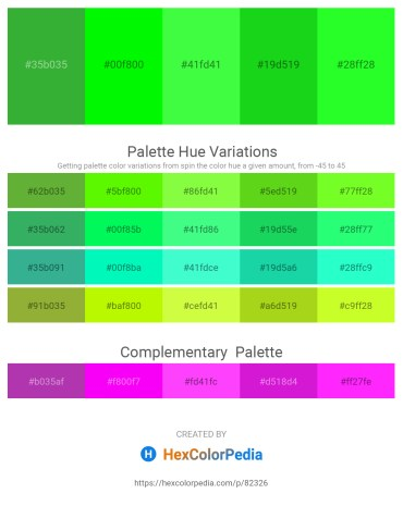 Palette image download - Lime Green – Lime – Lime – Lime Green – Lime