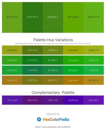 Palette image download - Olive Drab – Forest Green – Olive Drab – Olive – Olive Drab