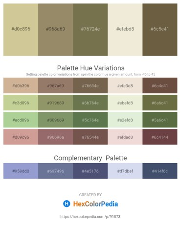 Palette image download - Tan – Gray – Dark Olive Green – Beige – Dark Olive Green