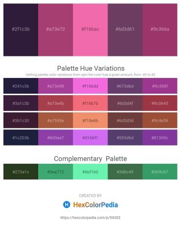 Palette image download - Black – Indian Red – Light Coral – Red – Crimson