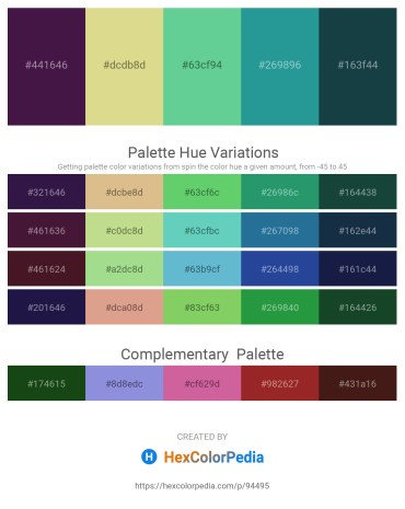 Palette image download - Midnight Blue – Burlywood – Medium Aquamarine – Light Sea Green – Deep Pink