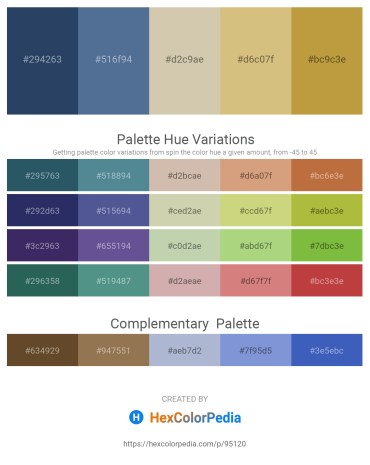 Palette image download - Dark Slate Gray – Green Yellow – Tan – Burlywood – Peru