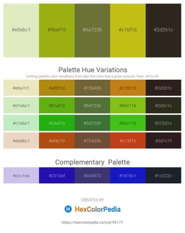 Palette image download - Beige – Aquamarine – Dark Olive Green – Goldenrod – Black