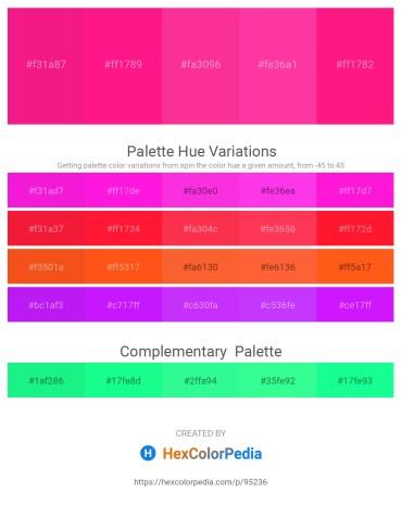 Palette image download - Deep Pink – Deep Pink – Deep Pink – Deep Pink – Deep Pink