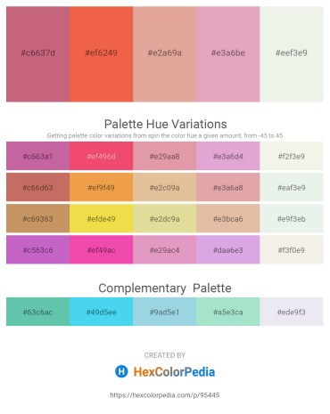 Palette image download - Indian Red – Tomato – Burlywood – Plum – Beige
