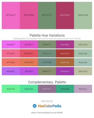 Palette image download - Violet – Pale Violet Red – Dark Sea Green – Indian Red – Dark Sea Green