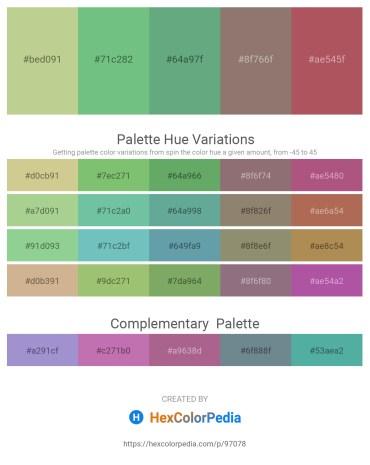 Palette image download - Tan – Medium Aquamarine – Cadet Blue – Gray – Indian Red
