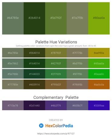 Palette image download - Dim Gray – Dark Olive Green – Dark Olive Green – Dim Gray – Olive