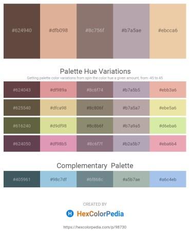 Palette image download - Dim Gray – Burlywood – Gray – Dark Gray – Pale Goldenrod