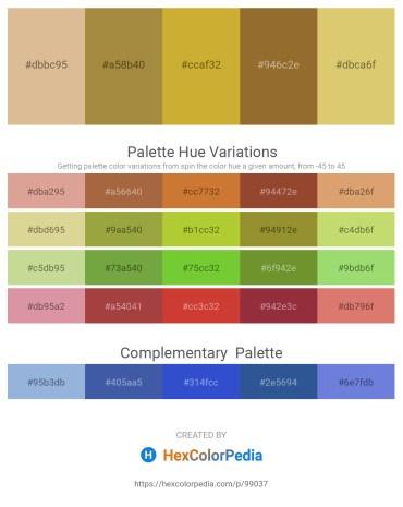 Palette image download - Tan – Peru – Gray – Sienna – Burlywood