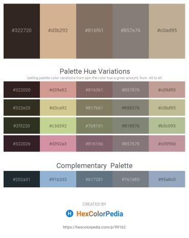 Palette image download - Black – Tan – Dim Gray – Gray – Rosy Brown