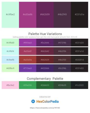 Palette image download - Light Cyan – Powder Blue – Cadet Blue – Slate Gray – Black